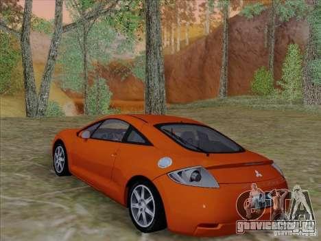 Mitsubishi Eclipse GT V6 для GTA San Andreas вид сверху