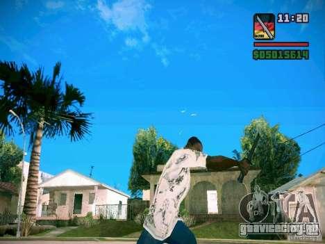 New Weapon Pack для GTA San Andreas четвёртый скриншот
