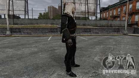Геральт из Ривии v8 для GTA 4 второй скриншот