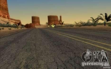 RoSA Project v1.0 для GTA San Andreas шестой скриншот
