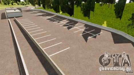 Meihan Circuit для GTA 4 седьмой скриншот