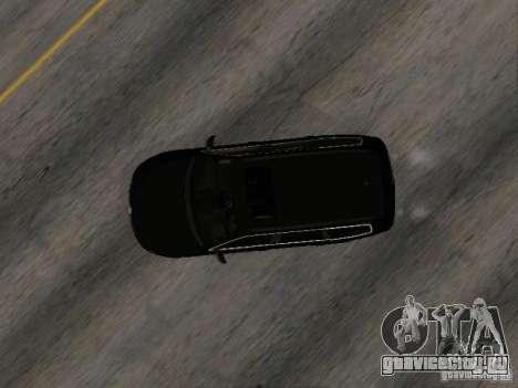 Volkswagen Passat B6 Variant Com Bentley 20 Fixa для GTA San Andreas вид сбоку