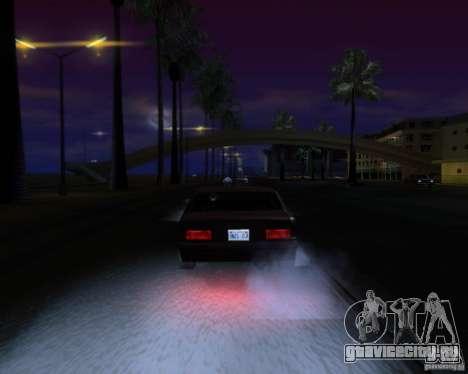ENBseries для средних и мощных ПК для GTA San Andreas шестой скриншот