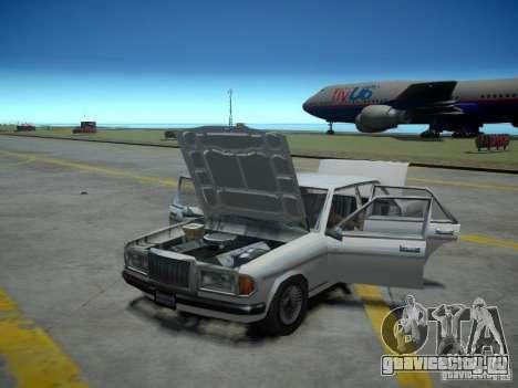 Admiral SA для GTA 4 вид справа