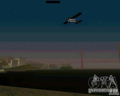 Young ENBSeries для GTA San Andreas девятый скриншот