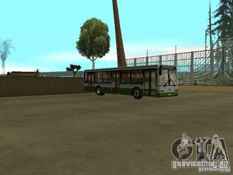 4-ый автобусный парк v1.0 для GTA San Andreas