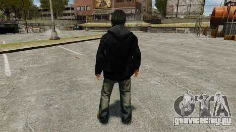 Сэм Фишер v1 для GTA 4 третий скриншот