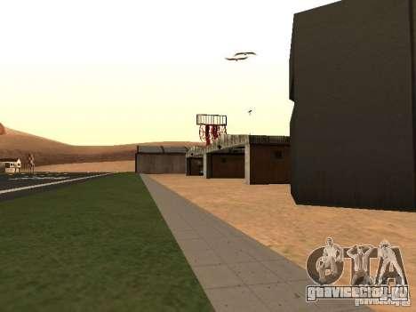 Новый Аэропорт для GTA San Andreas третий скриншот