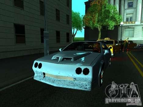 ENBSeries by gta19991999 для GTA San Andreas четвёртый скриншот