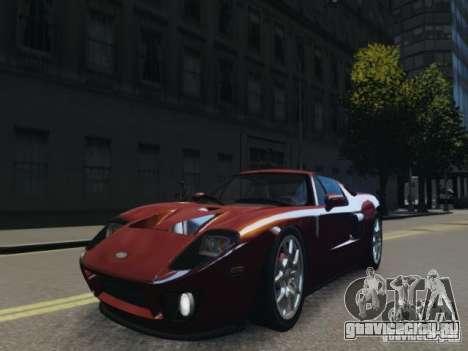 Ford GT для GTA 4