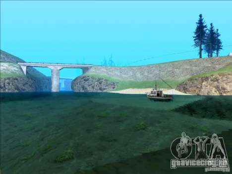 ENBSeries v1.1 для GTA San Andreas шестой скриншот