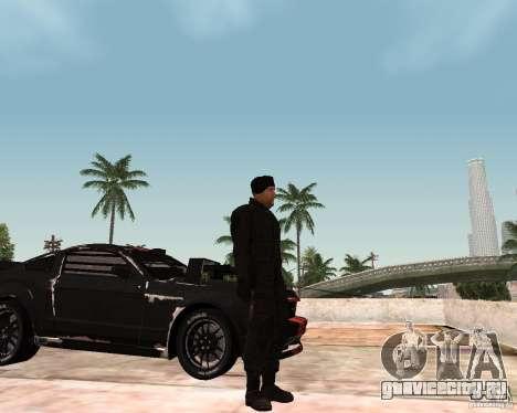 Jason Statham для GTA San Andreas четвёртый скриншот