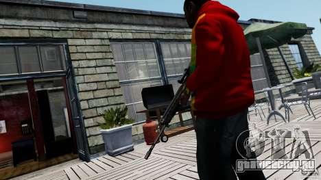 SIG SG 550 Sniper для GTA 4 четвёртый скриншот