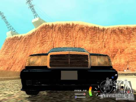 Mercedes-Benz 230E для GTA San Andreas вид справа