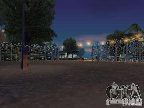 Автобусный парк версия V1.2 для GTA San Andreas девятый скриншот