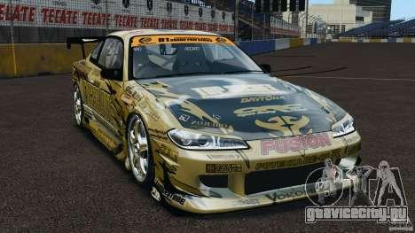 Nissan Silvia S15 D1GP TOP SECRET для GTA 4