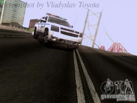 Chevrolet Avalanche 2007 для GTA San Andreas вид справа