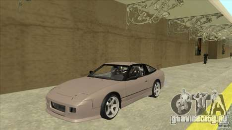 Nissan 240sx S13 JDM для GTA San Andreas