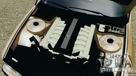 BMW 750iL E38 1998 для GTA 4 вид сверху