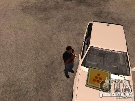 Голодный CJ v.3 final для GTA San Andreas третий скриншот