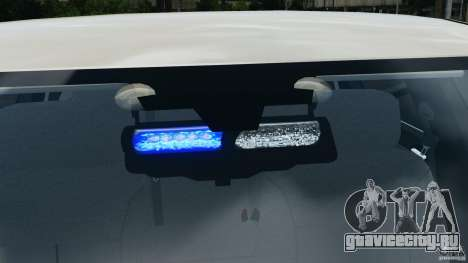 Chevrolet Impala Unmarked Detective [ELS] для GTA 4 вид снизу