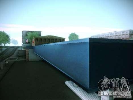 Новый гараж в San-Fierro для GTA San Andreas седьмой скриншот