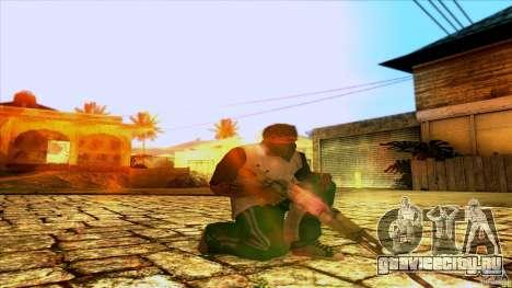 AK-47 from Far Cry 3 для GTA San Andreas второй скриншот