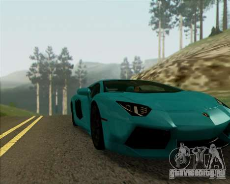 ENB v1.1 для Средних и Мощных ПК для GTA San Andreas