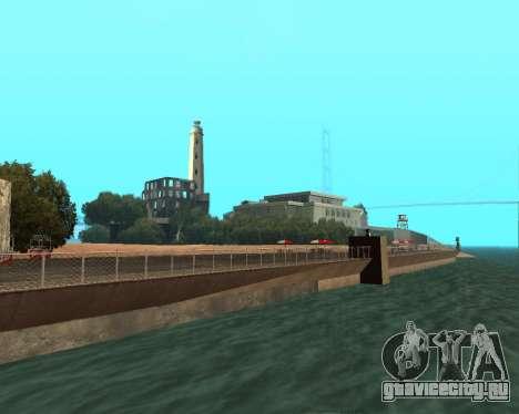 Real New San Francisco v1 для GTA San Andreas десятый скриншот