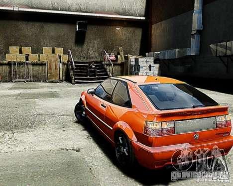Volkswagen Corrado VR6 для GTA 4 вид справа