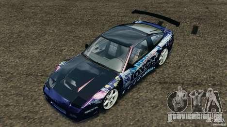 Nissan 240SX Kawabata Drift для GTA 4 салон