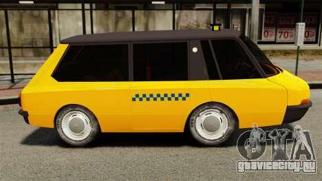 Советское такси 1966 для GTA 4