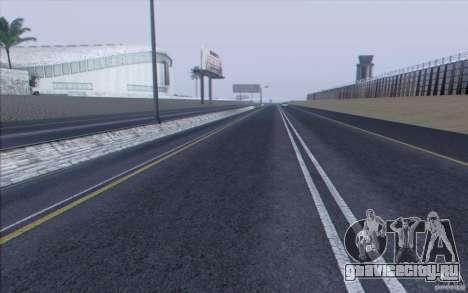 HD Дороги V3.0 для GTA San Andreas седьмой скриншот