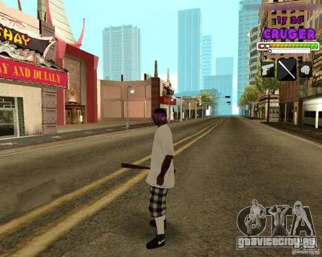 Ballas by R.Cruger для GTA San Andreas пятый скриншот