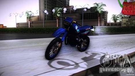 Yamaha DT 180 для GTA San Andreas