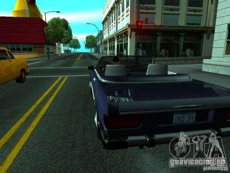 ENBSeries by gta19991999 для GTA San Andreas второй скриншот