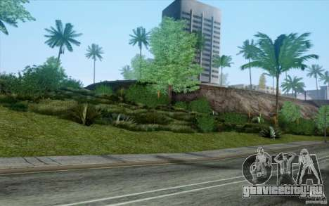 SA Beautiful Realistic Graphics 1.6 для GTA San Andreas седьмой скриншот