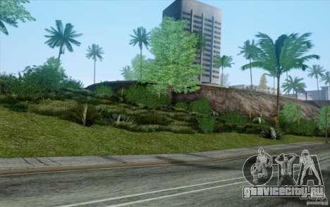 SA Beautiful Realistic Graphics 1.6 для GTA San Andreas седьмой скриншот