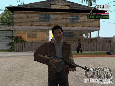 Вито Скаллета для GTA San Andreas