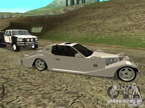 Mitsuoka Le-Seyde для GTA San Andreas вид справа