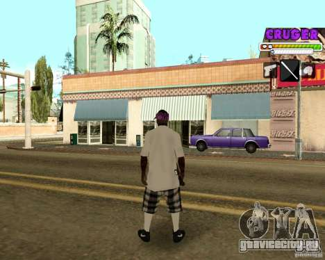 Ballas by R.Cruger для GTA San Andreas третий скриншот
