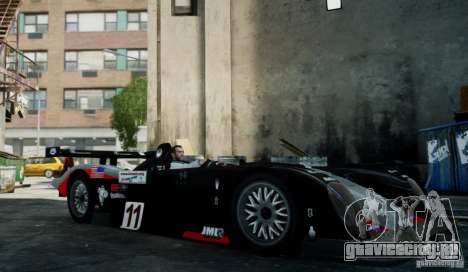 Panoz LMP-1 Roadster S 2003 для GTA 4