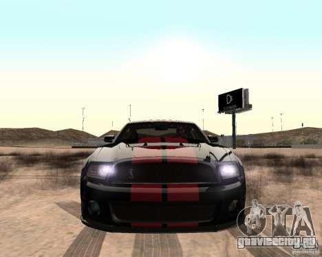 Star ENBSeries by Nikoo Bel для GTA San Andreas третий скриншот