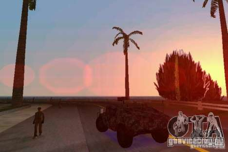 Hummer HMMWV M-998 1984 для GTA Vice City