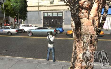 Дезмонд Майлз из AC3 для GTA 4 второй скриншот