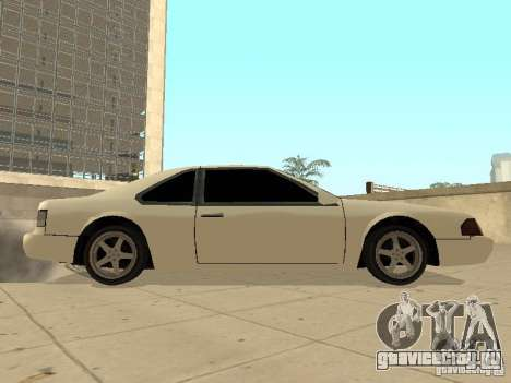 Fortune by Foresto_O для GTA San Andreas вид сзади