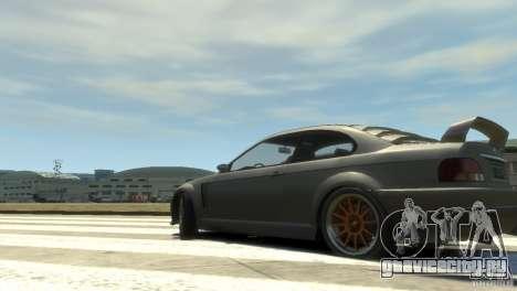 Sentinel Grand Sport для GTA 4 вид слева