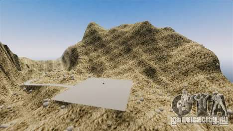 Горная вершина для GTA 4 третий скриншот