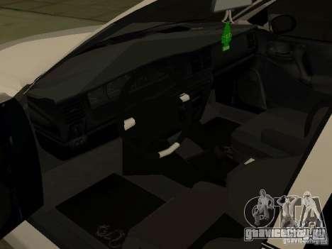 Opel Vectra B для GTA San Andreas вид справа