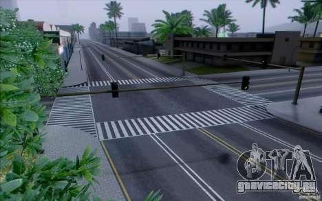 HD Дороги V3.0 для GTA San Andreas